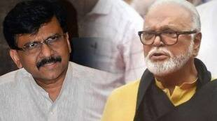 Guardian Minister Chhagan Bhujbal shiv Sena MLA suhas kande Sanjay Raut reaction