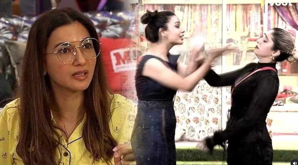 neha bhasin divya agarwal fight, neha bhasin, gauahar khan, Divya Neha Bhasin Fight Over Unwashed Underwear, divya agarwal, bigg boss ott latest update,