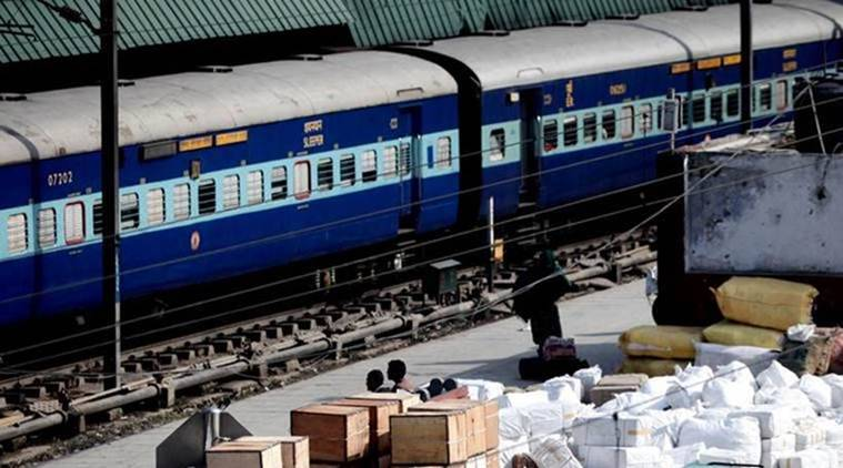 Coffin Body missing from coach of Mumbai UP train