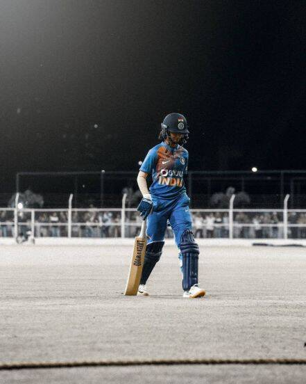 21 year old indian women cricketer jemimah rodrigues posted swimming pool photo indian hockey goalkeeper pr sreejesh comments on it