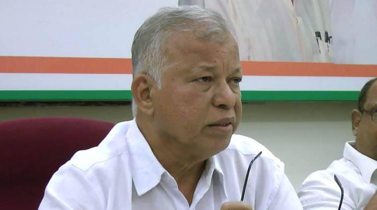Goa Congress Leader Luizinho Faleiro letter to Sonia Gandhi After Quitting party