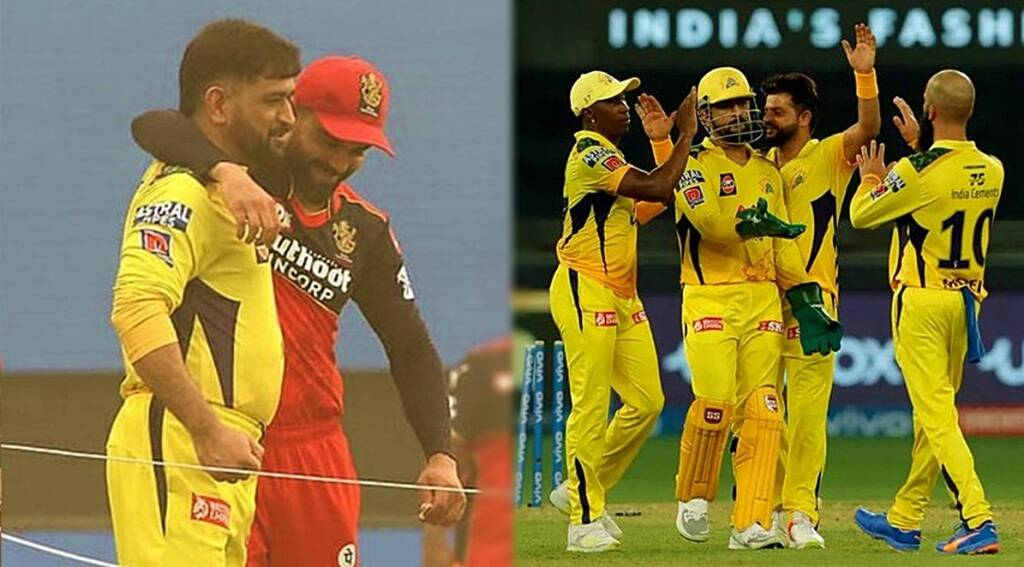 ipl 2021 i call dwayne bravo brother said ms dhoni after match against rcb