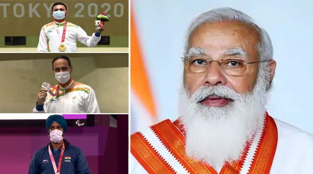 narendra Modi congratulated the athletes