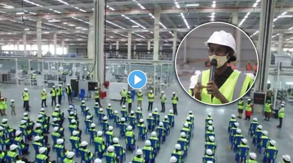 ola compny women worker
