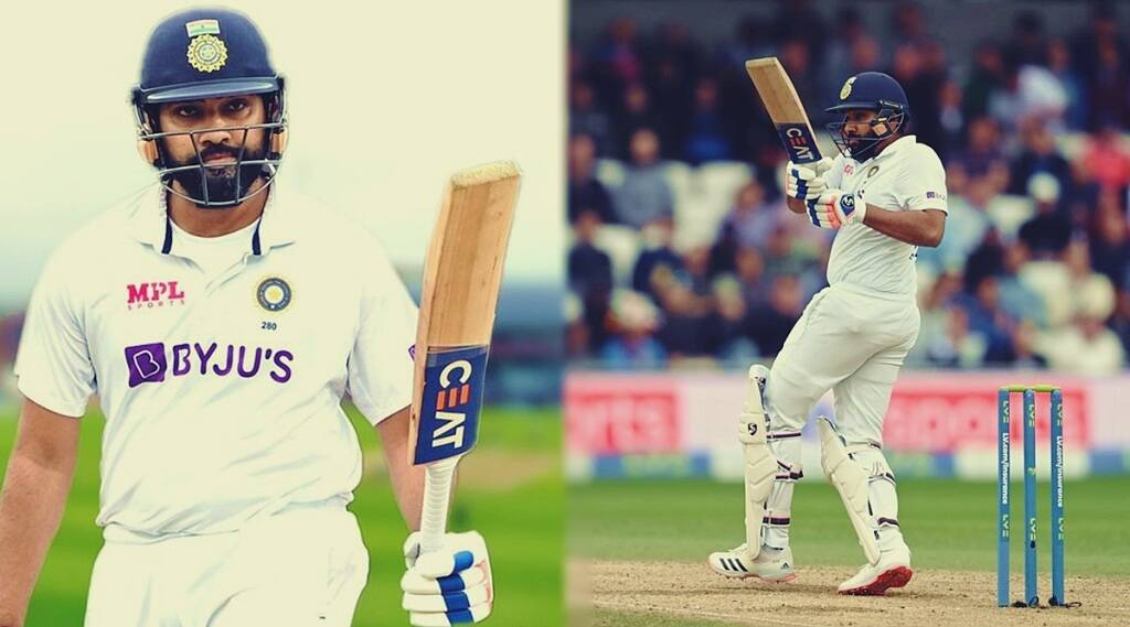 eng vs ind cricket rohit sharma creates records in oval test
