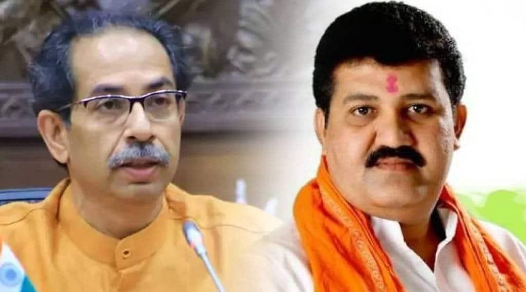 Sanjay rathod resigned cabinet minister Thackeray govt