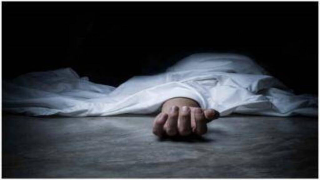 Suicide by hanging of a yoga teacher in Pimpri