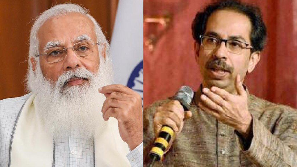 uddhav thackeray narendra modi bjp samna editorial