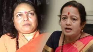 Kanchan giri criticize uddhav Thackeray Mayor Kishor Pednekar reply