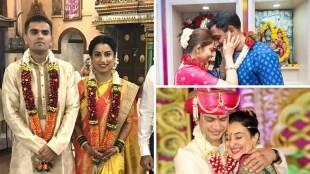 Marathi Actress Husband Profession Information Photos