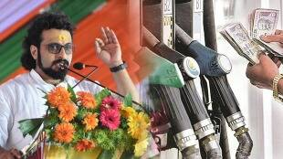 Mp Amol Kolhe criticizes central government over petrol price hike