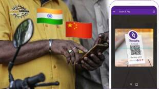 maximum phonepe payment done through Chinese mobiles