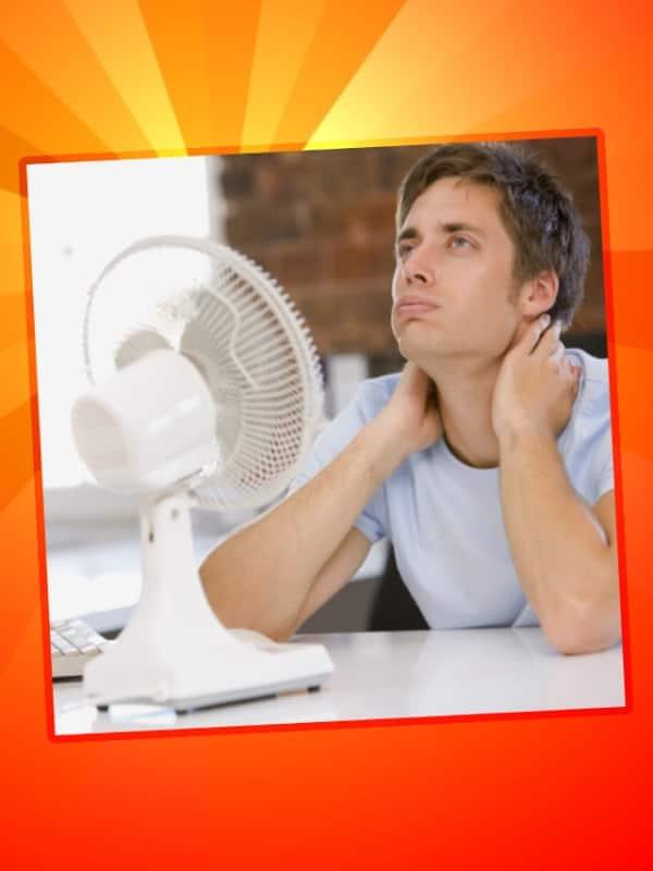 Reduce Body Heat Food