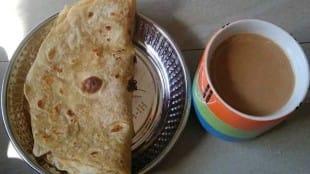 Roti and Tea