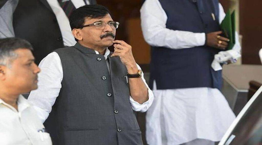 Sanjay Raut is a leader on paper Devendra Fadnavis reaction to the criticism on the Opposition