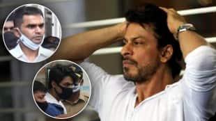 Mumbai Drugs Case, Aryan Khan Arrest, NCB, Shahrukh KHan Residence Mannat, Bandra, शाहरुख खान, मन्नत, आर्यन खान,