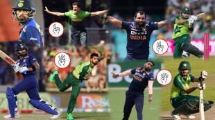 T20 World Cup 2021 India vs Pakistan Five Player Battles To Watch Out For