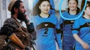 Taliban, Afghan womens national volleyball team, Afghan volleyball team