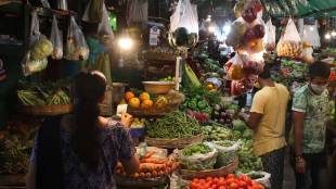 retail inflation september food prices iip august 2021 govt data