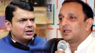 congress sachin sawant on devendra fadnavis statement