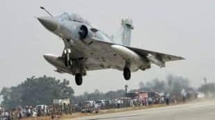 File Photo Mirage 2000