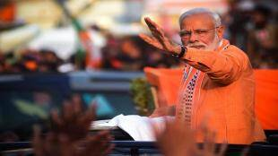 Pm narendra modi changed twitter facebook account profile photo country 100 crore vaccinations