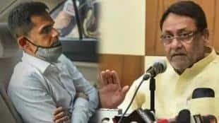 Nawab Malik reaction to the allegations against Sameer Wankhede