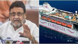 Nawab Malik Mumbai Cruise