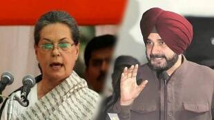 After withdrawing resignation Navjot Singh Sidhu is aggressive